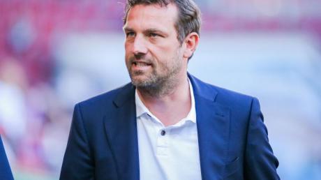 War schon einmal Trainer beim FC Augsburg: Markus Weinzierl.