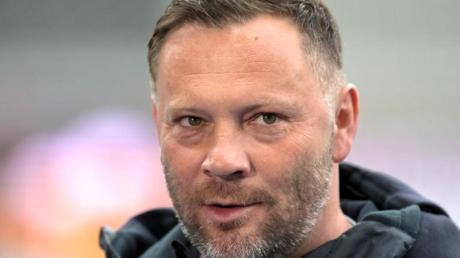 Hertha-Trainer Pal Dardai: «Wir dürfen uns nicht Unruhe reinreden lassen. Wir sind die Berliner.».