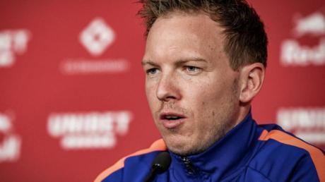 Trainer Julian Nagelsmann wechselt für 25 Millionen Euro von RB Leipzig zum FC Bayern München.