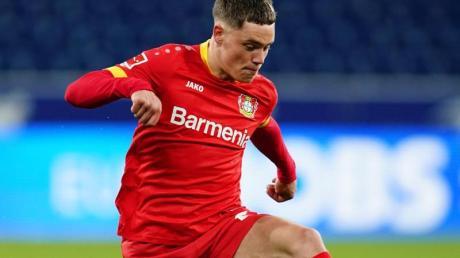 Bayer Leverkusen hat mit Ausnahme-Talent Florian Wirtz verlängert.
