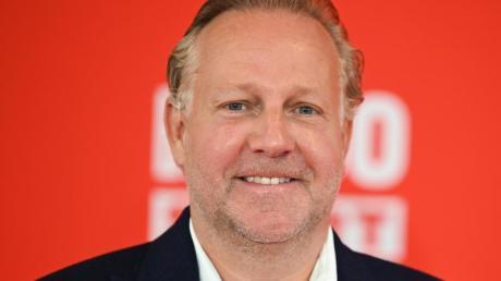 Philip Holzer, Aufsichtsratsvorsitzender der Eintracht Frankfurt Fußball AG.