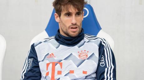 Hört im Sommer beim FC Bayern München auf: Javi Martínez.