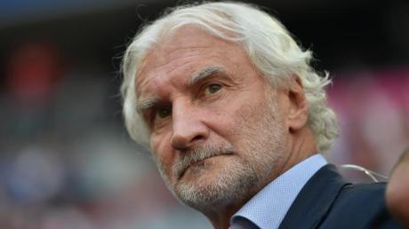 Sieht sich im Trainerwechsel bestätigt:Rudi Völler.