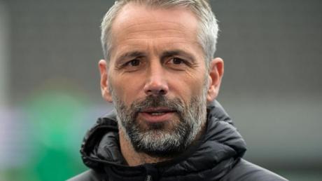 Kann sich eine höhere Altersgrenze für Schiedsrichter in der Bundesliga vorstellen: Borussia Mönchengladbachs Trainer Marco Rose.