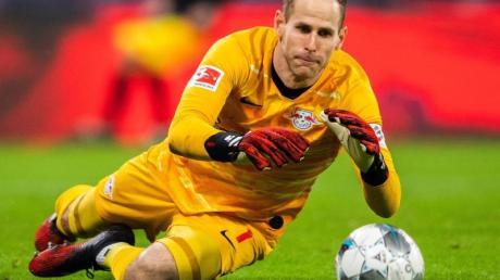 Torwart Péter Gulácsi hat seinen Vertrag bei RB Leipzig verlängert.