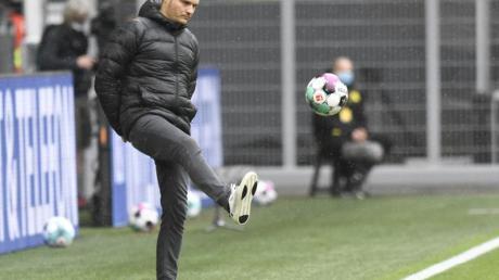 Für Ex-Nationalspieler Dietmar Hamann wird der momentane Dortmund-Trainer Edin Terzic nicht bei der Borussia bleiben.
