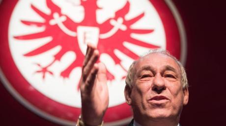 Präsident von Eintracht Frankfurt:Peter Fischer.