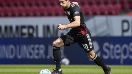 Laut Berichten des «Kickers» hat sich Bayern-Akteur Leon Goretzka einen Muskelfaserriss zugezogen.