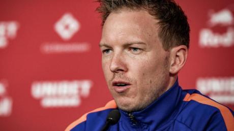 Wechselt für eine Rekordablöse für einen Trainer von Leipzig nach München: Julian Nagelsmann.