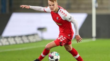 Hat beim SCFreiburg verlängert: Philipp Lienhart.