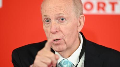 Hat einen klaren Wunschkandidaten für das Präsidentenamt beim DFB: Reiner Calmund.