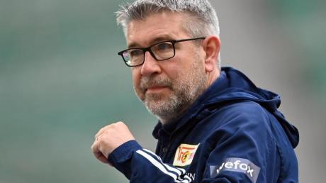 Hat mit Union Berlin noch die Chance auf die Europa League: Trainer Urs Fischer.