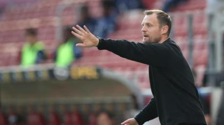 Hat in seinem Vertrag keine Ausstiegsklausel: Mainz-Coach Bo Svensson.