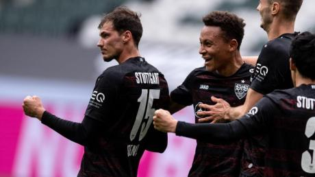 Der VfB Stuttgart hat schon 15 Auswärtssiege in Mönchengladbach geschafft - so viele wie bei keinem anderen Team.