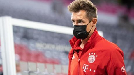 Miroslav Klose verlässt den FC Bayern zum Saisonende.