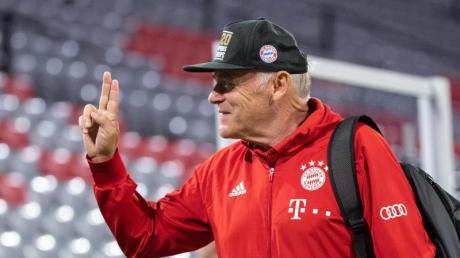 Co-Trainer Hermann Gerland wird den FC Bayern München verlassen.