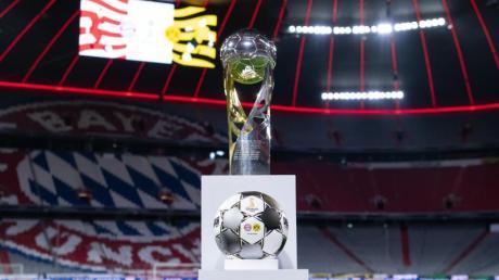 2020 setzte sich der FC Bayern im Supercup gegen den BVB in München durch.