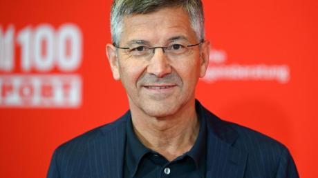 FC-Bayern-Präsident: Herbert Hainer.