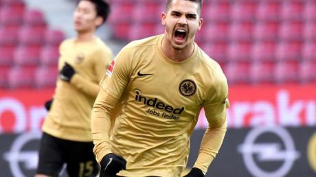 Soll in Leipzig für Tore sorgen: RB-Neuzugang André Silva.