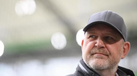 Wünscht sich eine kritische Auseinandersetzung mit einigen Groß-Sportevents: Wolfsburg-Geschäftsführer Jörg Schmadtke.