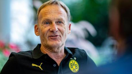 Bekennt sich als klarer Verfechter der 50+1-Regel:BVB-Boss Hans-Joachim Watzke.