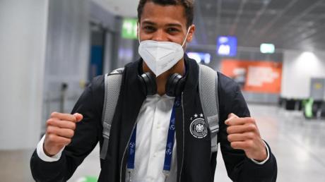 Steht vor einer Rückkehr zum VfL Wolfsburg: Lukas Nmecha.