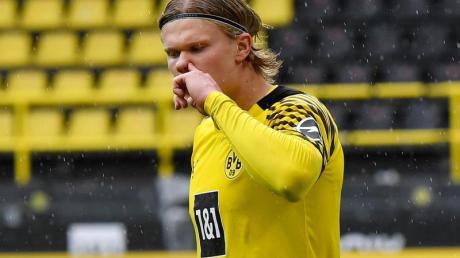 BVB-Torjäger Erling Haaland soll beim FC Chelsea hoch im Kurs stehen.