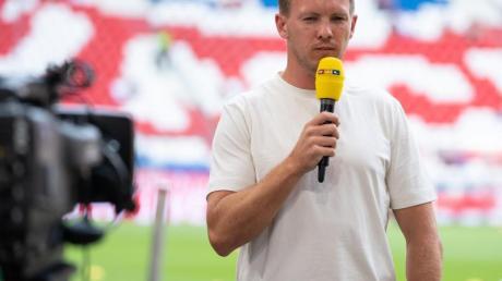 Kann sich auf weitere EM-Rückkehrer in seinem Kader freuen: Bayern-Coach Julian Nagelsmann.