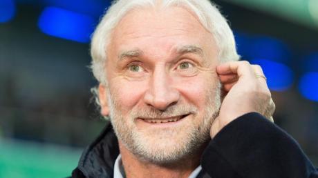 Leverkusens Sportchef Rudi Völler.
