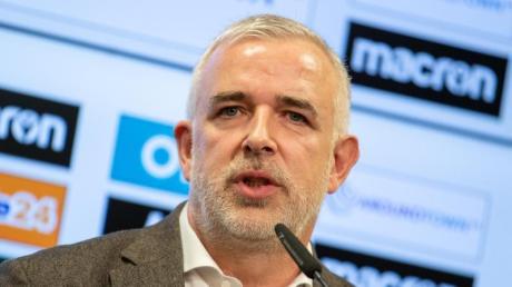 Fordert klare Regelungen in Sachen Zuschauerzulassung im Stadion: Union-Präsident Dirk Zingler.