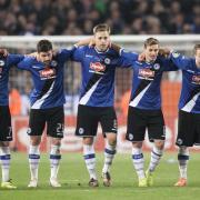 Die erfolgreiche Pokalsaison hat Bielefeld viel Geld eingebracht.