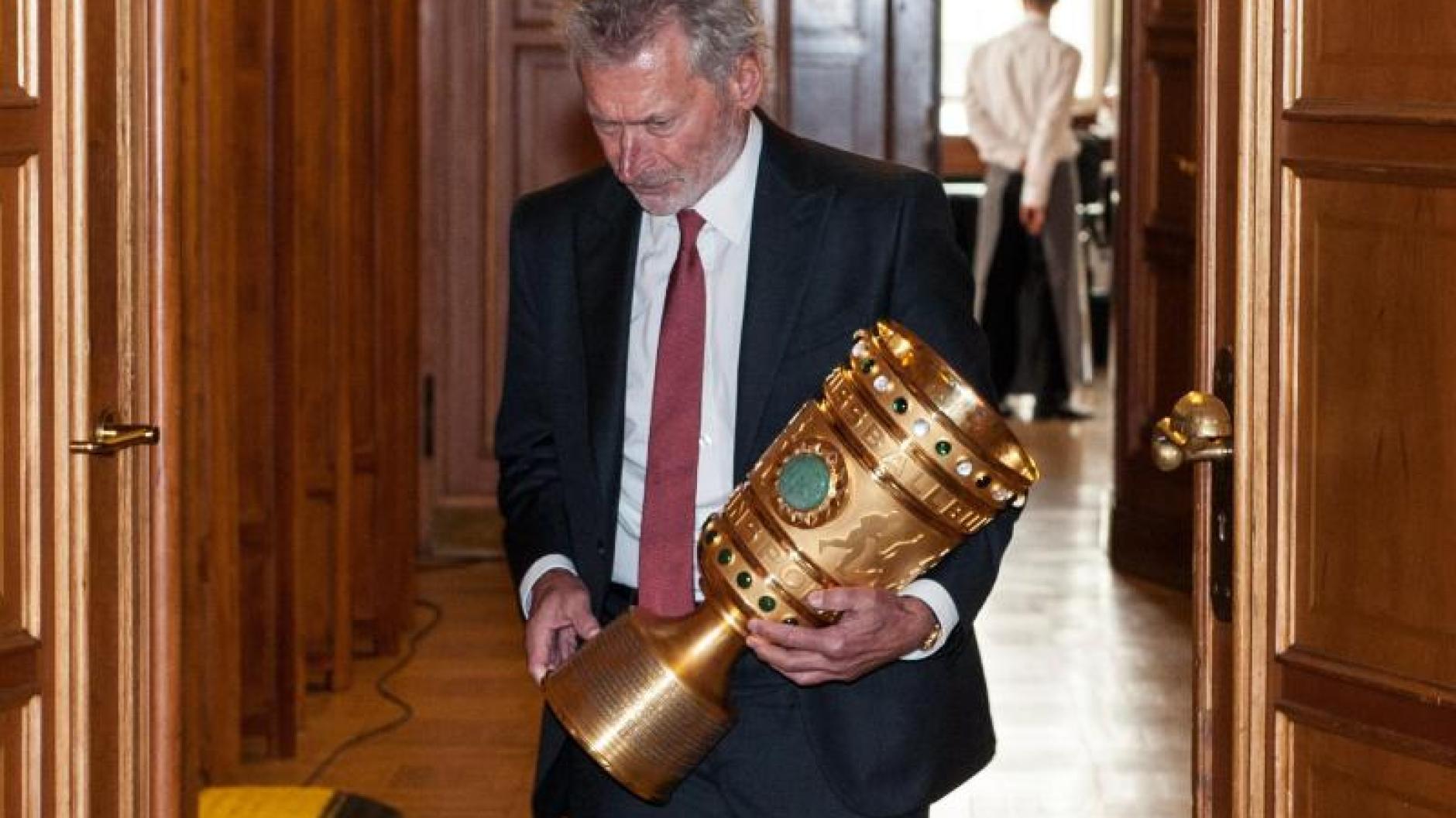 Dfb Pokal Finale Fernsehübertragung