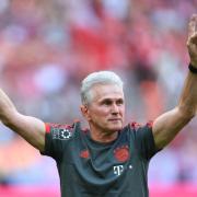 Sagt beim Pokalfinale in Berlin endgültig Servus: Bayern-Coach Jupp Heynckes.