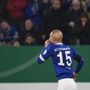 Torschütze Ahmed Kutucu ist Schalkes Hoffnungsträger für die Zukunft.