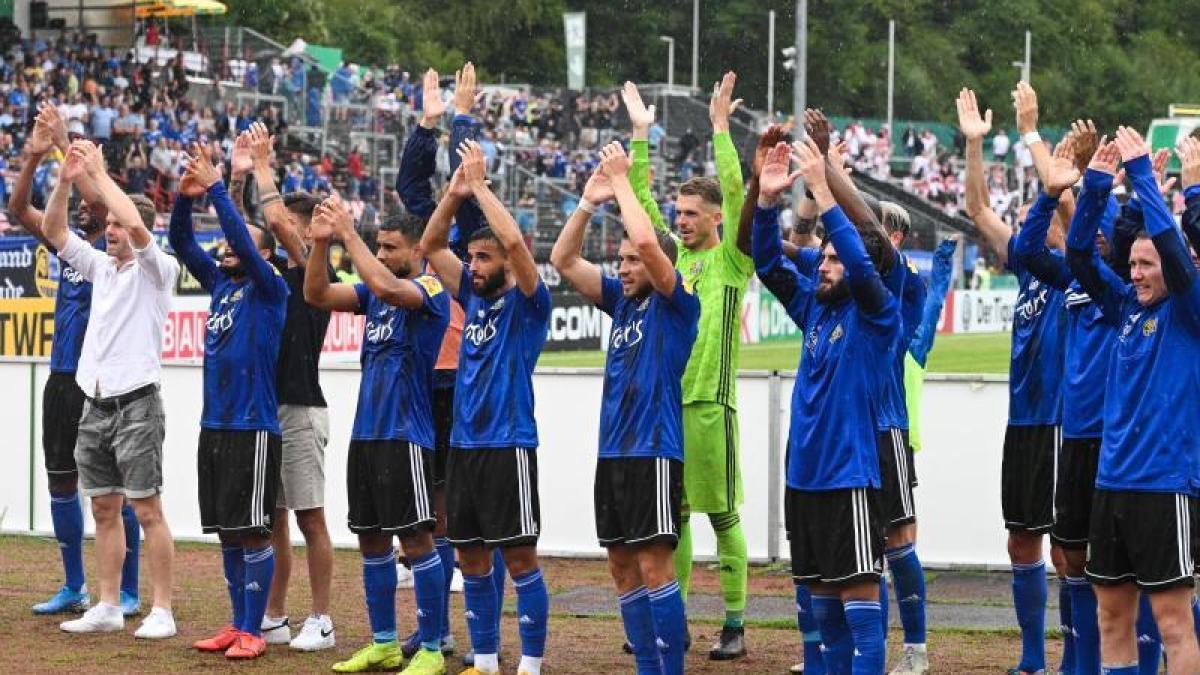 Saarbrücken Dfb Pokal