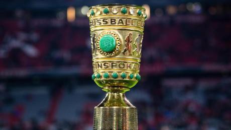 Der Wettbewerb im DFB-Pokal ist vorerst ausgesetzt.