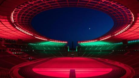 Das Berliner Olympiastadion bleibt weiter die Heimat des DFB-Pokal-Finals.