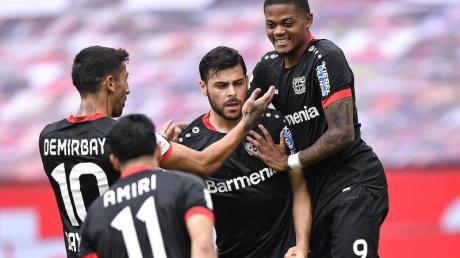Nie mehr «Vizekusen»: Bayer 04 Leverkusen will im Pokalfinale den Ruf des ewigen Zweiten ablegen.