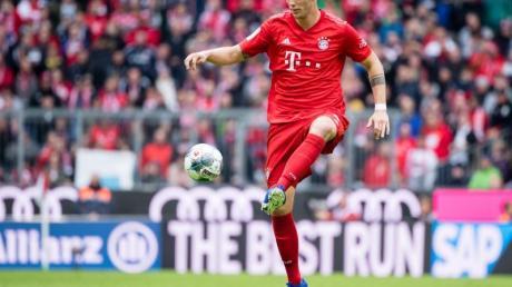 Könnte sein Comeback feiern:Niklas Süle.