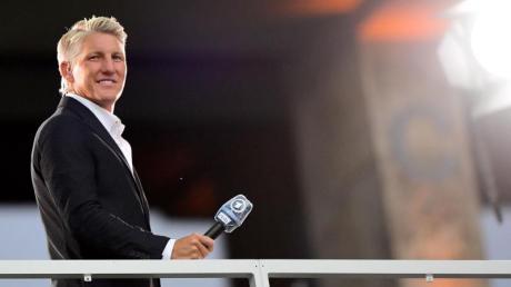 Bastian Schweinsteiger ist jetzt TV-Experte der ARD.