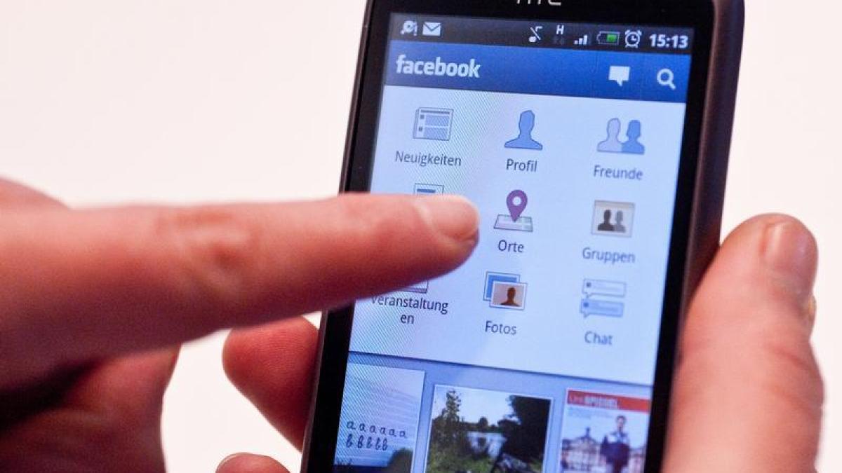 Unerwünschte Werbung Auf Smartphone
