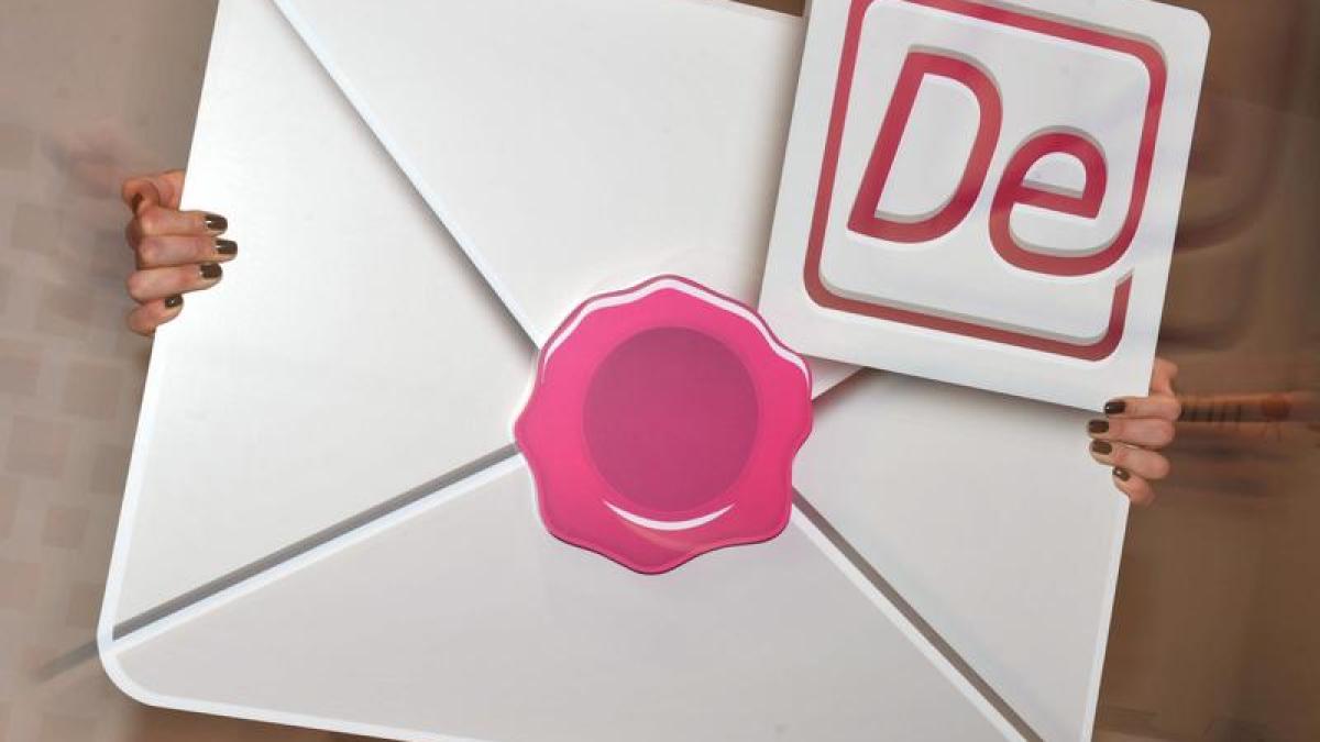 Telekommunikation: Telekom mit De-Mail am Start - Digital ...