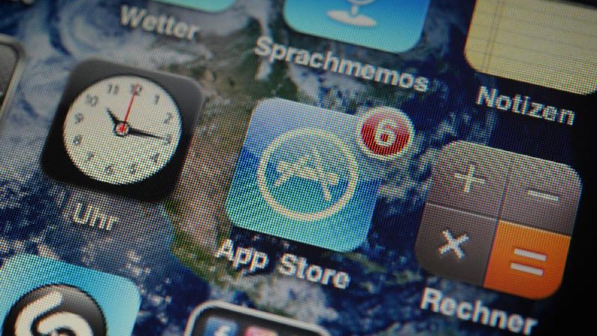 iphone und ipad apple erh ht heimlich die preise im app store digital augsburger allgemeine. Black Bedroom Furniture Sets. Home Design Ideas