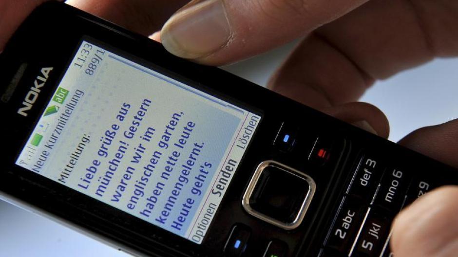 nokia handy sms lesen