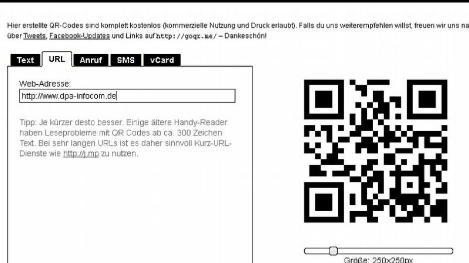 Computer Qr Codes Selbst Gemacht Digital Augsburger