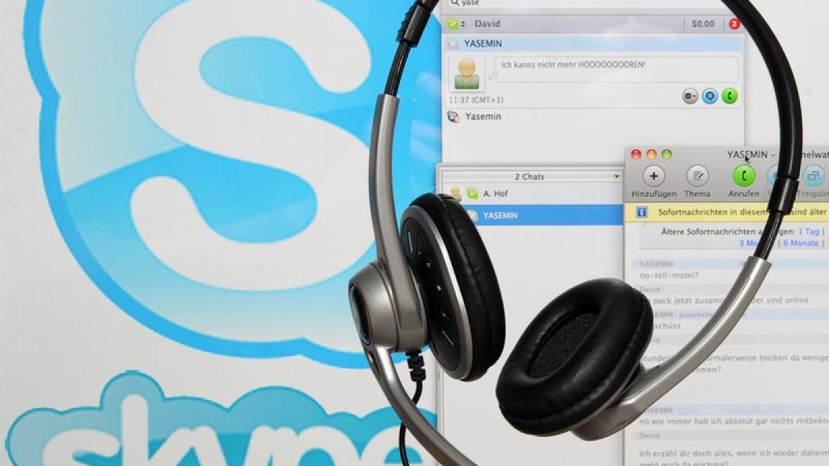 Skype bekanntschaften