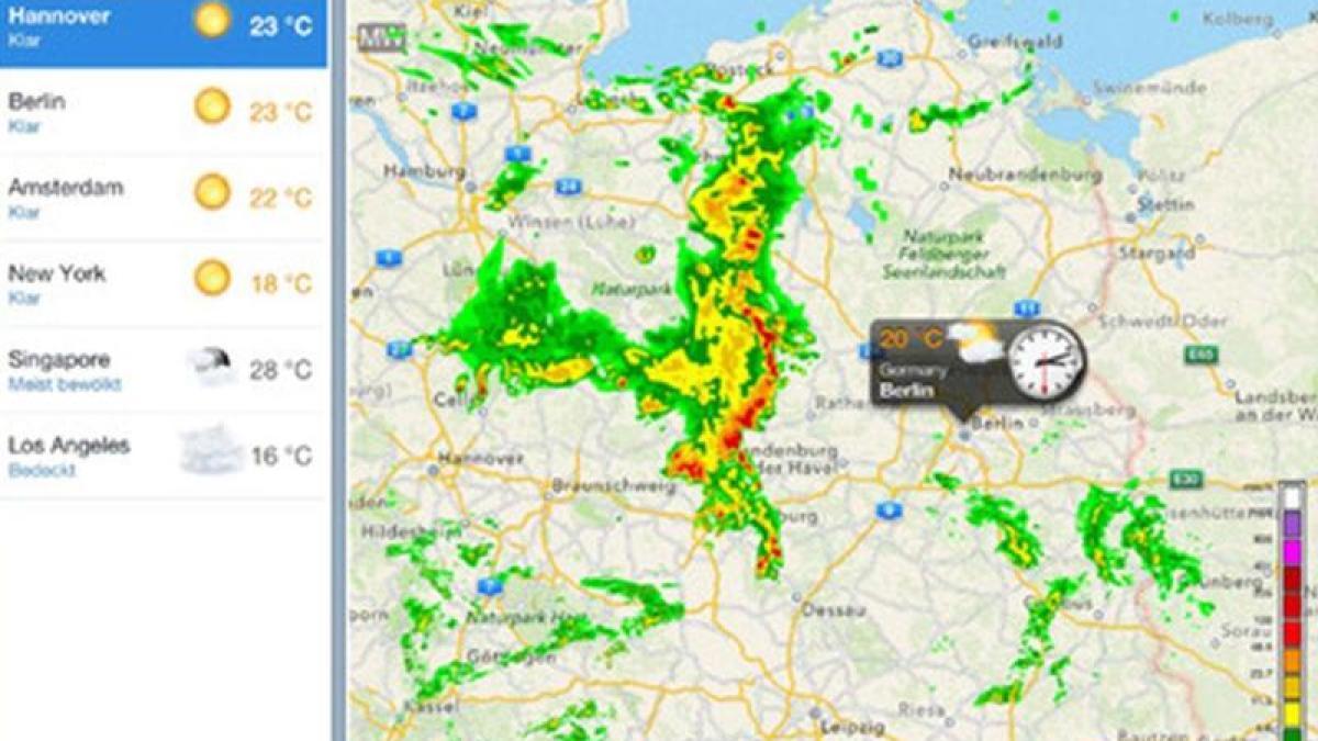 Wie Ist Das Wetter In Augsburg
