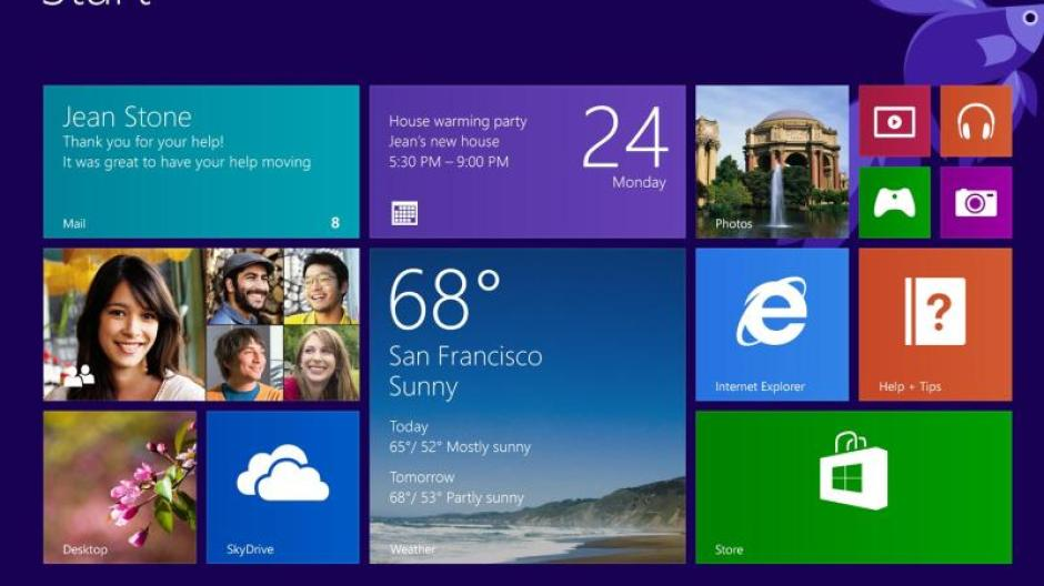 Computer Marktanteil Von Windows 8 Wächst Ganz Langsam Digital