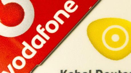 Beim Telefon- und Internetanbieter Vodafone gab es in weiten Teilen Deutschland eine Störung.