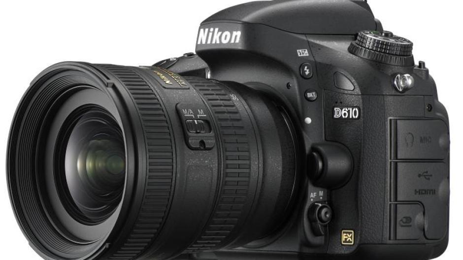 Technik: Nikon D610: Neue DSL-Kamera mit Vollformat-Sensor - Digital ...